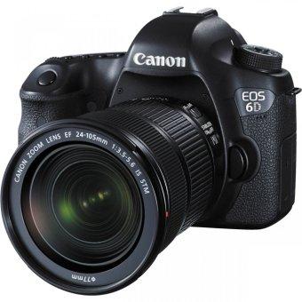 Canon EOS 6D với Lens kit EF 24-105mm F3.5-5.6 IS STM - Hàng nhập khẩu