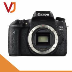 Canon EOS 760D body – Tặng kèm 1 Bóng thổi bụi + 1 Khăn lau lens – Tặng thêm 3 tháng bảo hành – Hàng nhập khẩu