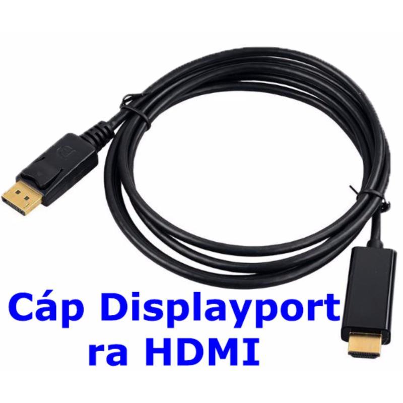 Bảng giá Cáp Displayport to HDMI 1m8, dp to hdmi 1m8 Phong Vũ