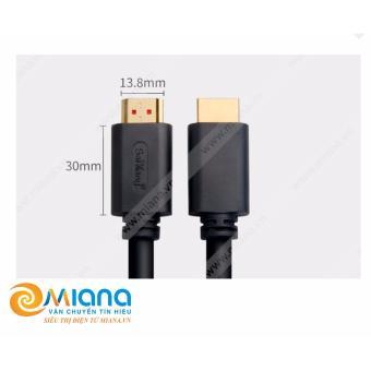 Cáp HDMI dài 10m chuẩn 2.0 Full HD 4K 3D Sai Kang - 8716406 , SA612ELAA6ZZHTVNAMZ-12844871 , 224_SA612ELAA6ZZHTVNAMZ-12844871 , 779000 , Cap-HDMI-dai-10m-chuan-2.0-Full-HD-4K-3D-Sai-Kang-224_SA612ELAA6ZZHTVNAMZ-12844871 , lazada.vn , Cáp HDMI dài 10m chuẩn 2.0 Full HD 4K 3D Sai Kang