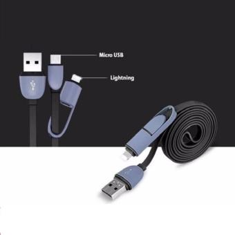 Cáp sạc 2 In 1 thế hệ mới (SH201) dùng cho cả Iphone, Samsung, Oppo... - 8383810 , OE680ELAA3NH2FVNAMZ-6488994 , 224_OE680ELAA3NH2FVNAMZ-6488994 , 49600 , Cap-sac-2-In-1-the-he-moi-SH201-dung-cho-ca-Iphone-Samsung-Oppo...-224_OE680ELAA3NH2FVNAMZ-6488994 , lazada.vn , Cáp sạc 2 In 1 thế hệ mới (SH201) dùng cho cả Iphone, S