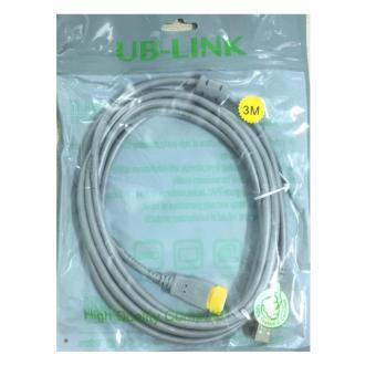 Cáp USB Nối Dài 3M UVLink Xịn (Xám)