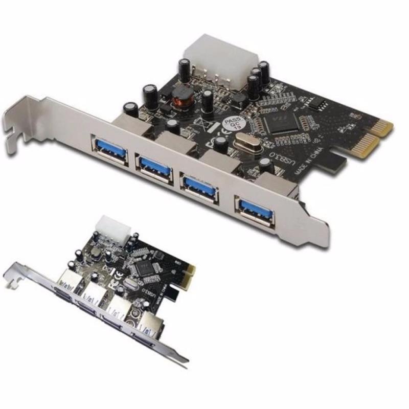 Bảng giá Card chuyển đổi PCI Express to USB 4 cổng 3.0 Phong Vũ