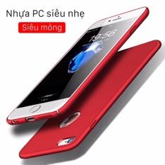 Case cao cấp iphone 6 PLUS đỏ sang trọng (Đỏ rượu vang)