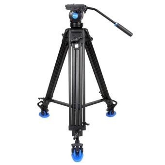 Chân máy ảnh Benro Video Tripod KH26 (Đen)
