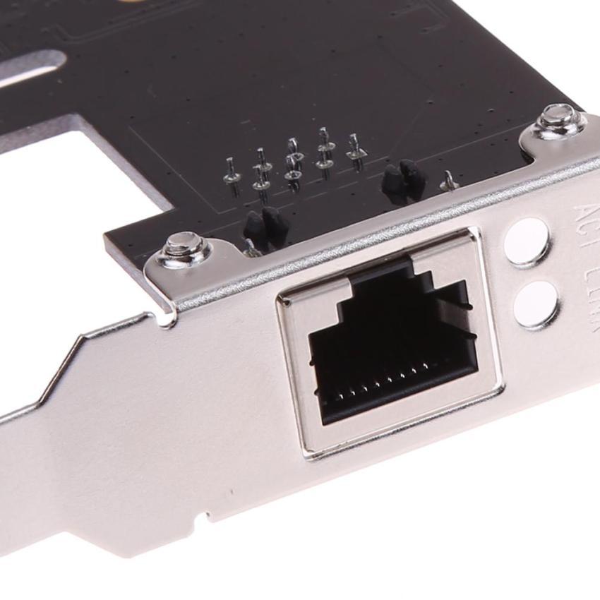 Hình ảnh Chipset RTL8111E Gigabit Ethernet PCI-Express PCI-E Network CardAdapter - intl