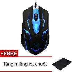Giá Niêm Yết Chuột chơi game Fz X15 + Tặng miếng lót chuột