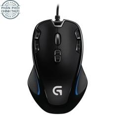 Chuột game Logitech G300S (Đen) - Hãng phân phối chính thức