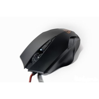 Chuột MOTOSPEED F11 Optical Gaming Mouse (Đen)