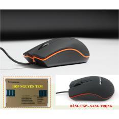 Chuột quang Lenovo-M20 có dây USB, hộp nguyên tem nhà sản xuất