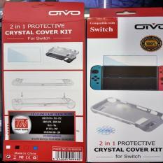 Nơi nào bán Combo Bao Silicon + Cường Lực Nintendo Switch
