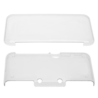 Crystal Case Protector Cover for New Nintendo 2DS XL (Clear) - intl