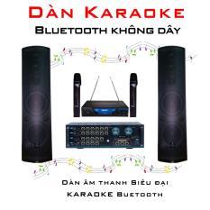 Bảng Giá Dàn âm thanh KARAOKE Siêu đại kết nối Bluetooth với Smart TV