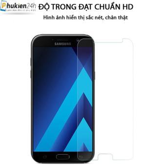 Dán cường lực Samsung Galaxy A5 2017 2.5D siêu cứng