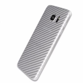 Dán mặt lưng Carbon cho Samsung J5 Prime - Trắng
