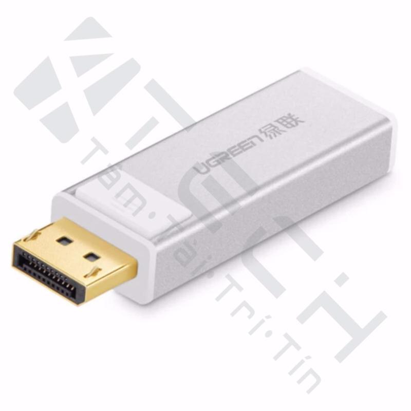 Bảng giá Đầu chuyển đổi DisplayPort sang HDMI Ugreen 20401 Phong Vũ