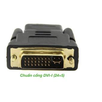 Nơi nào bán Đầu chuyển đổi DVI-I (24+5) đực sang HDMI cái (DH02)