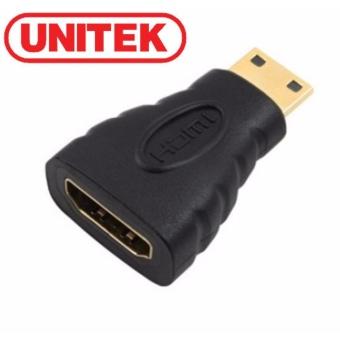 Đầu chuyển đổi từ cổng mini HDMI đực sang cổng HDMI cái UnitekY-A012 (Màu đen) - 8803481 , UN365ELAA65VRJVNAMZ-11358701 , 224_UN365ELAA65VRJVNAMZ-11358701 , 99000 , Dau-chuyen-doi-tu-cong-mini-HDMI-duc-sang-cong-HDMI-cai-UnitekY-A012-Mau-den-224_UN365ELAA65VRJVNAMZ-11358701 , lazada.vn , Đầu chuyển đổi từ cổng mini HDMI đực sang