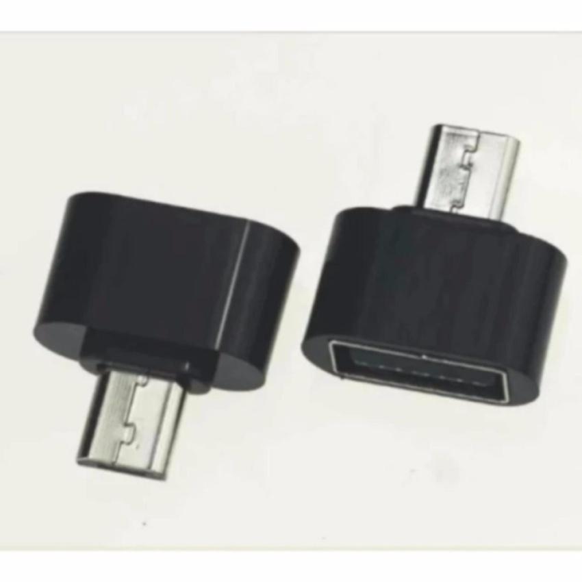 Hình ảnh Đầu chuyển Micro USB OTG cho máy tính bảng và smart phone (đen)