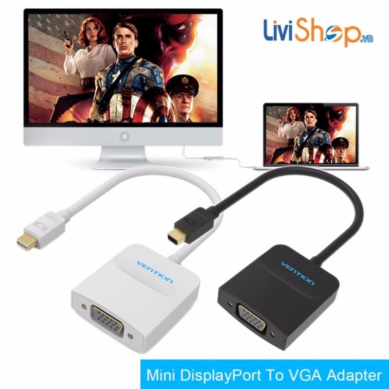Bảng giá Đầu chuyển Mini Displayport sang VGA độ nét cao Full HD 1080p Vention Phong Vũ