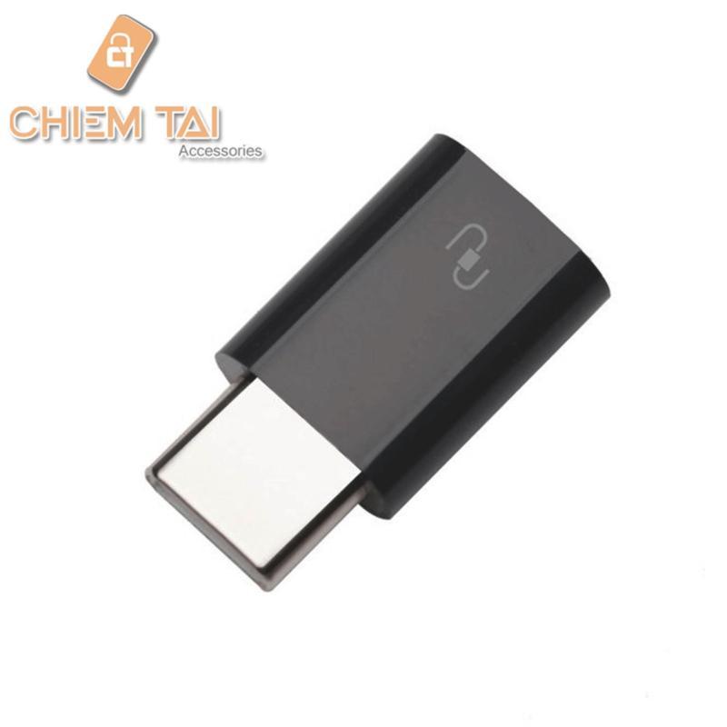 Bảng giá Đầu chuyển từ micro usb qua USB Type C Xiaomi Phong Vũ