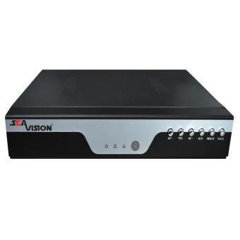 Đầu ghi hình chuyên ip 8 kênh SEAVISION SEA-NVR6108SH Full HD 1080P