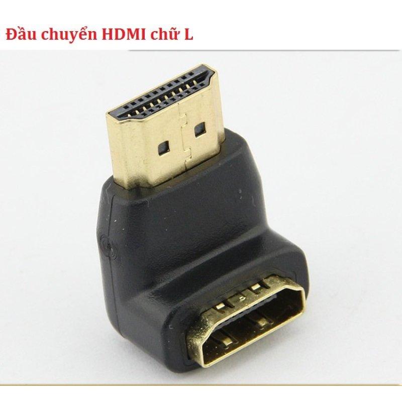 Bảng giá Đầu nối HDMI đổi góc chữ L Connect Adapter Phong Vũ