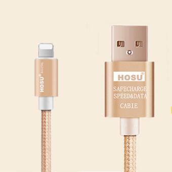 Dây cáp sạc iPhone Hosu - 2