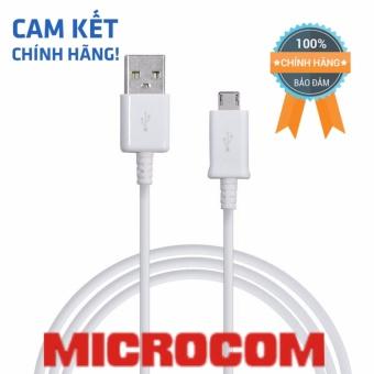 Dây Cáp Sạc Nhanh MICROCOM cho Samsung Galaxy j2 -j3 - j7 prime2017