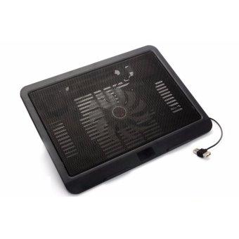 Đế quạt tản nhiệt laptop Notebook cooler N19 (Đen) - 10230076 , CO643ELAA4491VVNAMZ-7446147 , 224_CO643ELAA4491VVNAMZ-7446147 , 99000 , De-quat-tan-nhiet-laptop-Notebook-cooler-N19-Den-224_CO643ELAA4491VVNAMZ-7446147 , lazada.vn , Đế quạt tản nhiệt laptop Notebook cooler N19 (Đen)