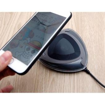 Đế sạc không dây Qi M7 chuẩn Qi cao cấp dành cho Samsung, HTC, LG, Oppo