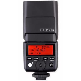 Đèn flash Godox TT350S for Sony, GN36, Auto TTL, Hss 1/8000s - 8168897 , GO661ELAA2WISMVNAMZ-5012953 , 224_GO661ELAA2WISMVNAMZ-5012953 , 2100000 , Den-flash-Godox-TT350S-for-Sony-GN36-Auto-TTL-Hss-1-8000s-224_GO661ELAA2WISMVNAMZ-5012953 , lazada.vn , Đèn flash Godox TT350S for Sony, GN36, Auto TTL, Hss 1/8000s