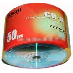 Bảng Giá Đĩa CD Kachi lốc 50D/H