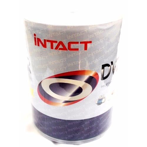 Đĩa DVD trắng Intact DVD White Inkjet Printable 100 đĩa(16X)