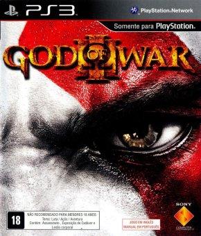 Đĩa game PS3 God of War III