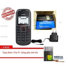 Điện Thoại No.kiâ.1280 siêu bền giá tốt nhất thị trường tặng quà kèm Pin 5C chống phù(fullbox)