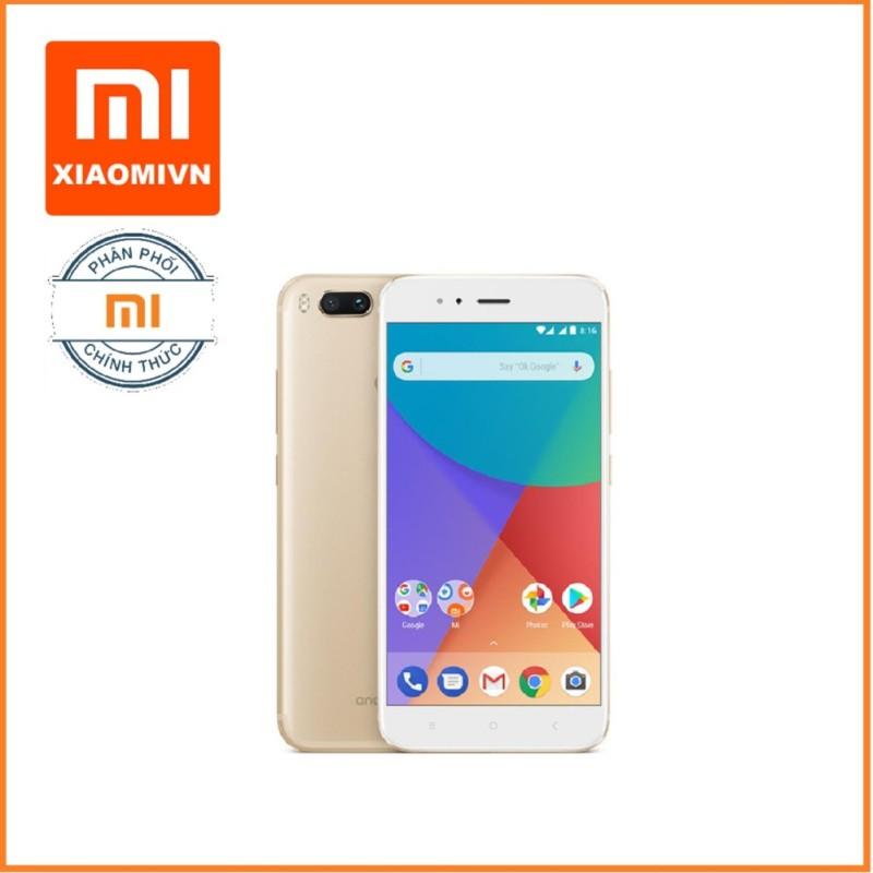 Điện thoại Android Xiaomi Mi A1 4GB/64GB Quốc tế Tiếng Việt - Hãng phân phối chính thức
