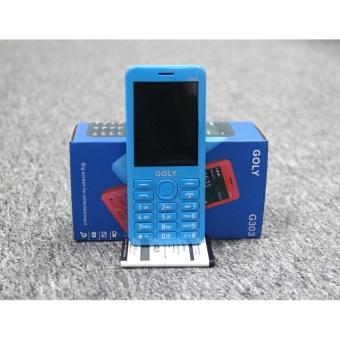 Điện thoại di động màn hình lớn Goly G303 chính hãng- Xanh - 8166821 , GO132ELAA4U6WOVNAMZ-8915392 , 224_GO132ELAA4U6WOVNAMZ-8915392 , 450000 , Dien-thoai-di-dong-man-hinh-lon-Goly-G303-chinh-hang-Xanh-224_GO132ELAA4U6WOVNAMZ-8915392 , lazada.vn , Điện thoại di động màn hình lớn Goly G303 chính hãng- Xanh