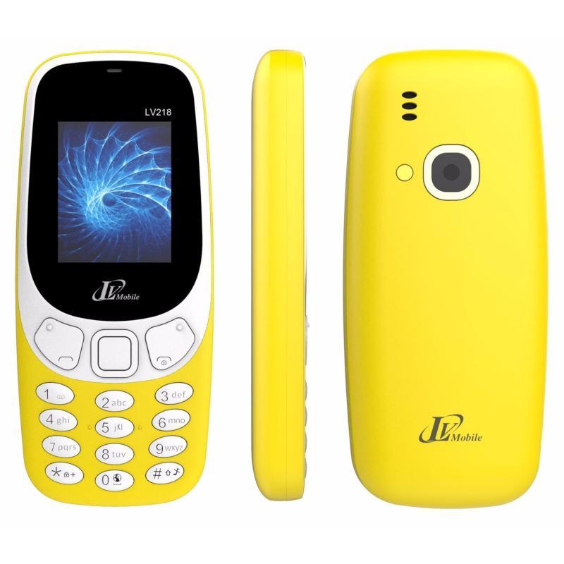 Điện thoại LV Mẫu 3310- Hàng nhâp khẩu Bảo hành 12 tháng Full box