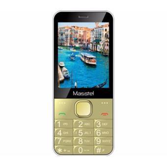Điện thoại masstel A285 Vàng