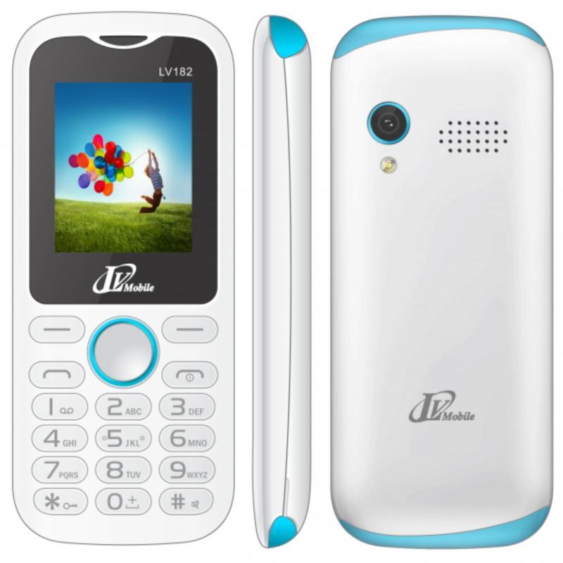 Điện thoại RẺ BỀN LV182 NEW (BH 1 NĂM)