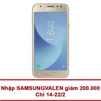 Điện thoại Samsung Galaxy J3 Pro 16GB RAM 2GB (Vàng) - Hãng phân phối chính thức