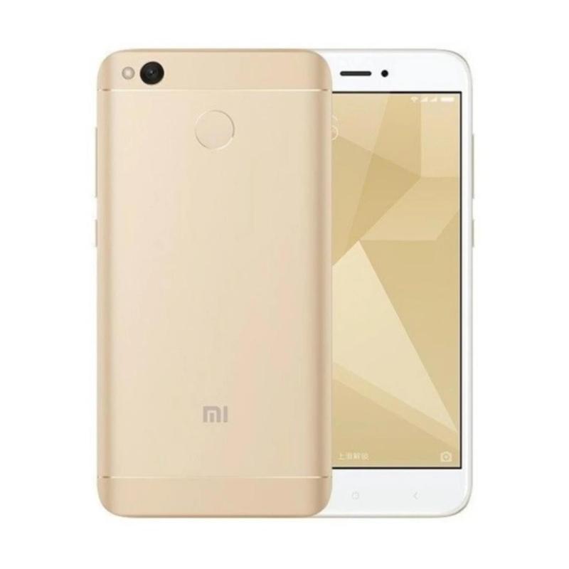 Điện Thoại Xiaomi Redmi 4X (32G/3GB) Vàng - Hàng Chính Hãng DGW