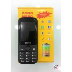 Báo Giá Điện thoại Zono N260 MH 2.4inch 2 sim ( Đen) – Hàng nhập khẩu