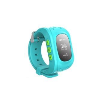 Đồng hồ định vị trẻ em thông minh Q50 (Xanh dương)