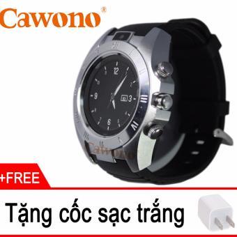 Đồng hồ thông minh mặt tròn Cawono Z5 + Tặng cóc sạc - 8085980 , CA203ELAA30G1MVNAMZ-5233333 , 224_CA203ELAA30G1MVNAMZ-5233333 , 700000 , Dong-ho-thong-minh-mat-tron-Cawono-Z5-Tang-coc-sac-224_CA203ELAA30G1MVNAMZ-5233333 , lazada.vn , Đồng hồ thông minh mặt tròn Cawono Z5 + Tặng cóc sạc