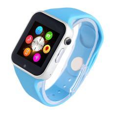 Đồng hồ thông minh Smart Watch GM08 Xanh dương