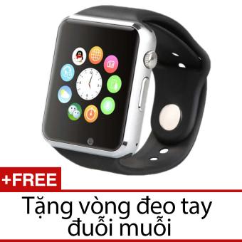 Đồng hồ thông minh Smartwatch UWATCH A1 (Đen) + Tặng vòng đeo tay đuỗi muỗi - 8810283 , UW821ELAA1L5WDVNAMZ-2602055 , 224_UW821ELAA1L5WDVNAMZ-2602055 , 286800 , Dong-ho-thong-minh-Smartwatch-UWATCH-A1-Den-Tang-vong-deo-tay-duoi-muoi-224_UW821ELAA1L5WDVNAMZ-2602055 , lazada.vn , Đồng hồ thông minh Smartwatch UWATCH A1 (Đen) + T