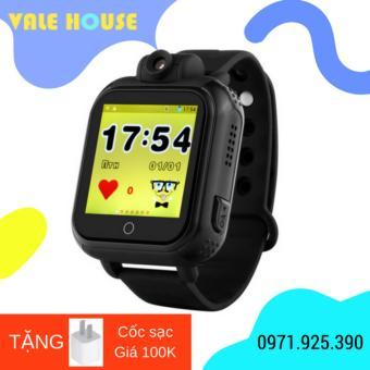 Đồng hồ thông minh trẻ em VALE A10 ( Đen Huyền Bứ )