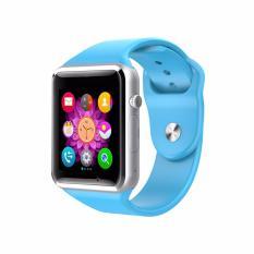 Đồng hồ thông minh watch A1 ( xanh dương)
